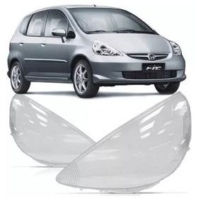 Par Lente Farol Honda Fit 2003 2004 2005 2006 2007 2008