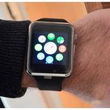 Relogio Digital Smartwhatch Conexão Celular Chip Faz Ligaçõe