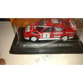 Mitsubishi Lancer Evolution Rallye 2001 Portugal 1:43