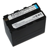 Bateria Np F970 Para Iluminadores De Led Yn600/300/900/1200
