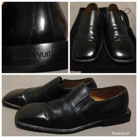 Sapato Louis Vuitton Social Masculino Tam 40/41 - Original