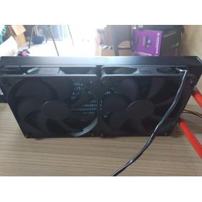 Water Cooler Master 240 Mm Sem Fan Cor Verde Azul Vermelho