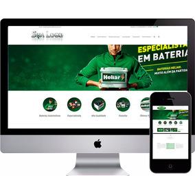 Site Php Empresas De Baterias Auto Partes Institucional