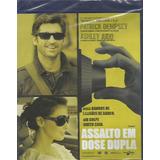 Blu-ray - Assalto Em Dose Dupla - Patrick Dempsey - Lacrado