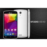 Celular Blu Studio X8 Android Wi-fi Dual Chip Tela 5 2g
