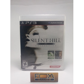 Ps3 Jogo Silent Hill Hd Collection
