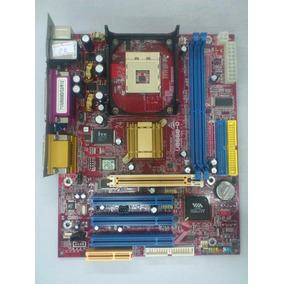Tarjeta Madre Biostar Para Procesador Intel 478 Pentium 4