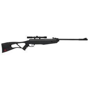 Rifle De Polímero Inferno Cal. 5.5 + Mira Tel 4x20 Mendoza