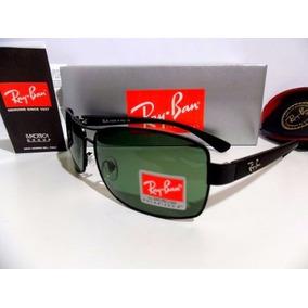ebb572022e092 Óculos Masculino Metal Quadrado Lente Verde G15 Cristal