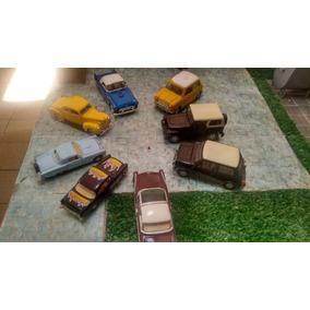 Lote De Miniaturas De Carros 1/32-1/4 ( Modelos Diferentes )