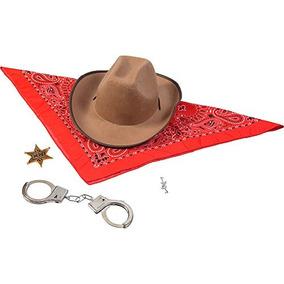 Sombrero Vaquero Y Sherif Para Accesorios Moda Hombre Otros ... 2fdb6b5792e