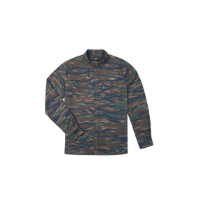 Mcd Camisa Ml Camouflage Mcd
