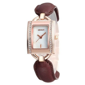 793e92d5dec Relógio Feminino Weiqin - Relógios De Pulso no Mercado Livre Brasil