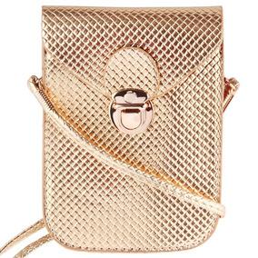 40d1efe474976 Bolsos Moda Cierre Sólido Tela Escoces Señoras Bags