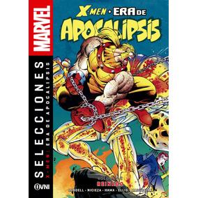 Cómic, Selecciones Marvel: La Era De Apocalipsis Vol. 2