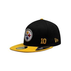 Gorra New Era Nfl 59 Fifty Pittsburgh Steelers Holmes Xliii 90d77e536d8