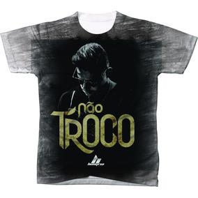 Camiseta Camisa Hungria Hip Hop Não Troco 01 5473aac7d6084