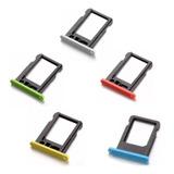 Bandeja Gaveta Chip iPhone 5c Suporte Cartão Nano Sim Card