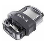 Pendrive Sandisk Otg Dual Drive 32 Gigas Soundgroup Pal Soho