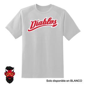 Playera Diablos Rojos en Mercado Libre México 1ab01dba8ead7