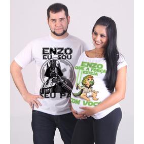 Camiseta Personalizada Madrinha Cha Bebe Calçados Roupas E Bolsas