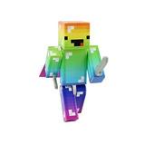 Figura De Acción Derpy Rainbow Guy, Estatuillas !