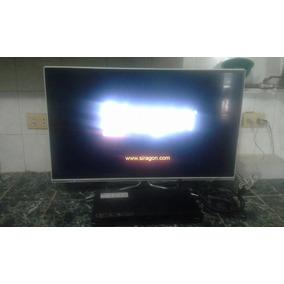 Smart-tv Siragon Led Hd Wifi+bluray 32¨ Wifi+blu