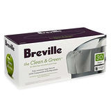 Bolsas Exprimidoras Breville The Clean Y Green 30count