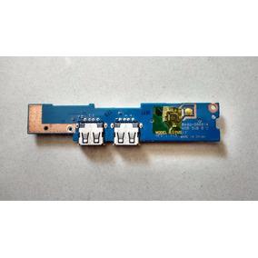 Placa Usb Do Samsung Np530u3c