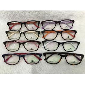 cfa003079 Armacao Oculos Laranja De Grau Outras Marcas - Óculos no Mercado ...