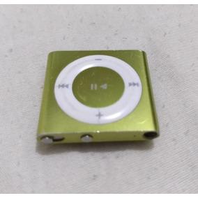 Ipod Shuffle 2gb Verde 4 Geração Cabo Parc - Usado - 3dfdn