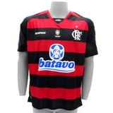 Camisa Do Flamengo 2010 Infantil Original Olympikus