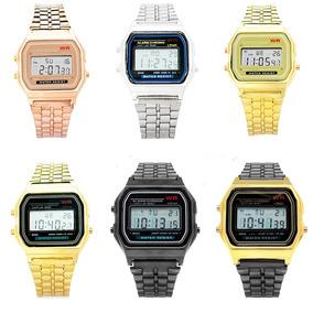 720f33cbb208 Reloj De Oro Dama Casio - Joyas y Relojes en Mercado Libre México