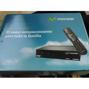 Codificador Tv Movistar Hd