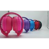 Audifonos Cascos Bluetooth N-65 Enrrollables