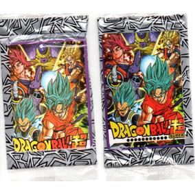 600 Cards Dragon Ball = 150 Pacotes Fechados