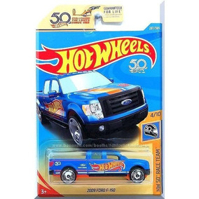 Ford F-150 2009. Hw 50º Race Team. #fjx47. Hotwheels.!