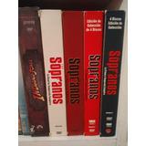 Dvd The Sopranos Series Español Subtitulada