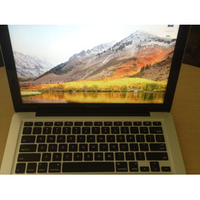 Macbook Pro I7 13-inch Late 2011 16gb Ram Con Todo