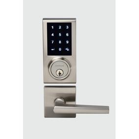 Cerradura Electrónica Digital Kwikset Con Manija Inteligente