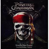 Piratas Del Caribe 4 Navegando Aguas Misteriosas Cd