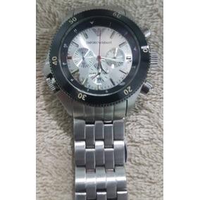 Relógio Original Empório Armani Ar0547 Cronometro Pronta Ent ... 4cd604a1c0