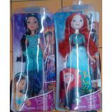 Princesas Disney Merida Bella Cenicienta Pocahontas