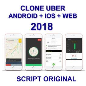 Script Clone Uber 99 Táxi Ios Android