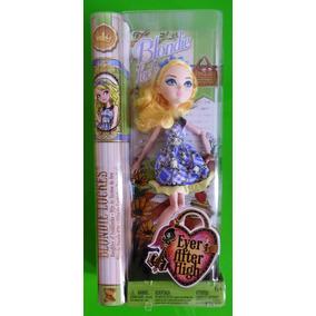 Boneca Ever After High - Filha Da Cachinhos Dourados Mattel