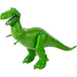 Rex Toy Story 4 Dinosaurio Articulado 30 Cm Alto Juguete