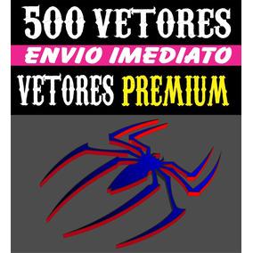 Vetores Super Heróis Para Corel - Illustrator Cs.editável