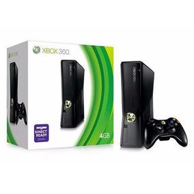 Xbox 360 Slim 4gb Original - 1 Controle - Pronta Entrega