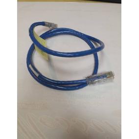 Cable Red Rj45 Utp 1 Metro-azul-gris-rojo