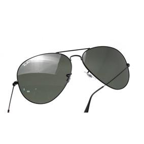 e3713e75d33d2 Óculos Ray Ban 3026 Large Metal Ii 62-14, Preto, Original!
